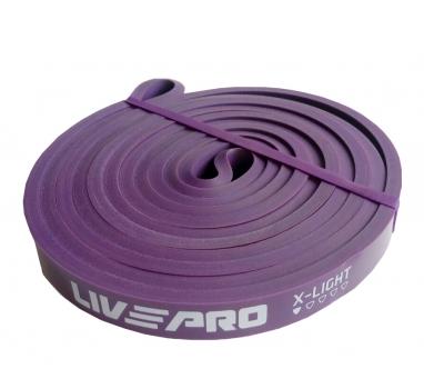 Эспандер для тренировок LivePro Super Band X-light (LP8410-XL), 7-16кг