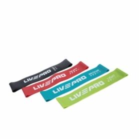 Набор эспандеров петель LivePro Resistance (LP8412), 4 шт