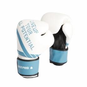Перчатки боксерские LivePro Sparring Gloves, белые