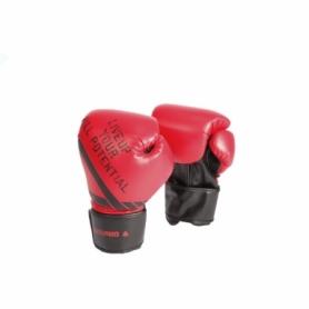 Перчатки боксерские LivePro Sparring Gloves, красные