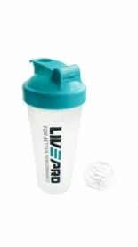 Шейкер спортивный LivePro Shake Bottle (LP8147)