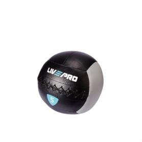 Мяч для кроcсфита LivePro Wall Ball (LP8100-5), 5кг