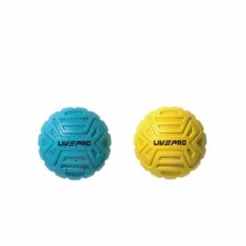 Набор мячиков для массажа LivePro Foot Massage Ball (LP8507), 2 шт