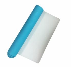 Коврик для йоги (йога-мат) LiveUp Tpe Yoga Mat (LS3237-06b), синий