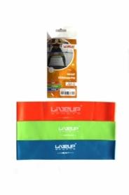 Эспандер-петля LiveUp Latex Loop (LS3650-500L/M/H PROMO) 3 шт, L/M/H
