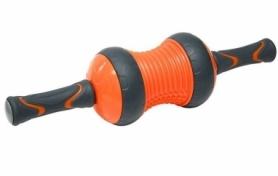 Ролик для преса и массажа LiveUp Ab Wheel (LS9035)