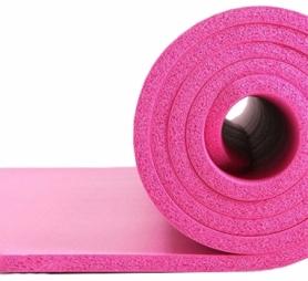 Коврик для фитнеса  LiveUP Nbr Mat (LS3257-80b), розовый