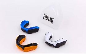 Капа Everlast однорядная двухкомпонентная в футляре