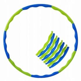 Обруч массажный Hula Hoop Sport Shiny 90 см SS66086-8