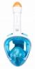 Маска для снорклинга SportVida Blue (SV-DN0003) - L-XL - Фото №2