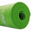 Коврик для йоги и фитнеса SportVida NBR 15 мм Green (SV-HK0250) - Фото №4