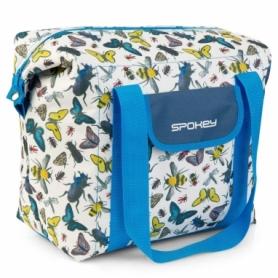 Пляжная сумка Spokey San Remo (SL928254), бело-синяя