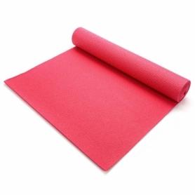 Коврик для йоги и фитнеса Meteor Yoga Mat (SL31461) - розовый, 180x60x0,5 см