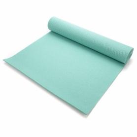 Коврик для йоги и фитнеса Meteor Yoga Mat (SL31460) - мятный, 180x60x0,5 см