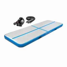 Мат гимнастический надувной 4Fizjo Air Track Mat (4FJ0091), 300 x 100 x 10 см