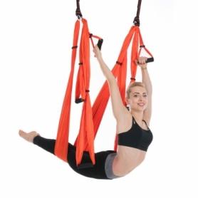 Полотно для флай-йоги LiveUp Yoga Swing (LS3760)