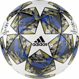 Мяч футбольный Adidas UCL Finale 19 Capitano Ball (DY2555) №5