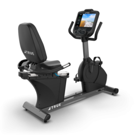 Велотренажер True 400 Recumbent Bike (RC400 Envision 16)