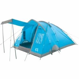 Палатка четырехместная Highlander Elm 4 Teal (927945)
