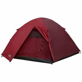 Палатка трехместная Highlander Birch 3 Rumba Red/Tango Red (927938)