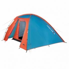 Палатка трехместная High Peak Rapido 3 Blue/Orange (928141)