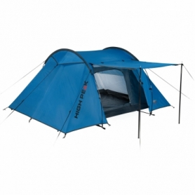 Палатка двухместная High Peak Kalmar 2 Blue/Grey (928139)