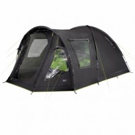 Палатка четырехместная High Peak Andros 4.0 Dark Grey/Green (928137)