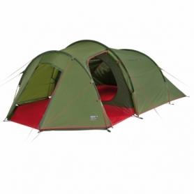 Палатка четырехместная High Peak Goshawk 4 Pesto/Red (928134)