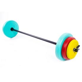 Штанга наборная для фитнеса IR93022A 20 кг