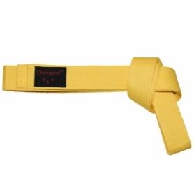 Пояс для кимоно Champion (A00028) - желтый, 280 см