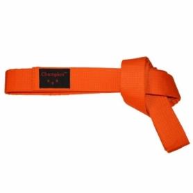 Пояс для кимоно Champion (A00034) - оранжевый, 280 см