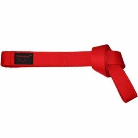 Пояс для кимоно Champion (A00039) - красный, 260 см