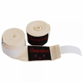 Бинт боксерский Champion (А00045), 2 шт по 4 м