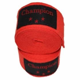 Бинт боксерский Champion (А00060), 2 шт по 5 м