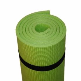 Коврик для йоги и фитнеса Champion (A00074) - лаймовый, 1800х600х5