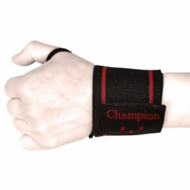 Бинт кистевой эластичный Champion с фиксацией пальца (00128), 2 шт по 0.5 м