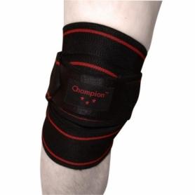 Эластичные бинты на колени для приседаний Champion (00129), 2шт