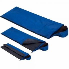Мешок спальный (спальник) одеяло с капюшоном Champion Average (A00262)