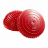 Полусфера массажная балансировочная 4Fizjo Balance Pad Red (4FJ0109), 16см