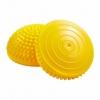 Полусфера массажная балансировочная 4Fizjo Balance Pad Yellow (4FJ0110), 16см