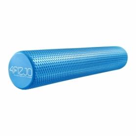Ролик массажный (валик, роллер) 4FIZJO EVA Blue (4FJ0118), 90x15см