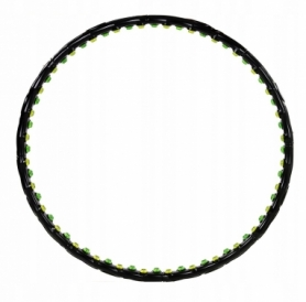 Обруч массажный с магнитами 4FIZJO Hula Hoop (4FJ0132)