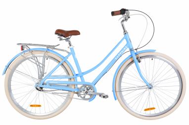 Велосипед городской женский Dorozhnik SAPPHIRE планетарный 2020 - 28