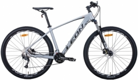 "Велосипед горный Leon TN-70 2020 - 29"", рама - 17,5"", Серый (OPS-LN-29-078)"
