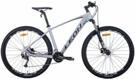 """Велосипед горный Leon TN-70 2020 - 29"""", Серый (OPS-LN-29-074)"""