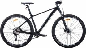 """Велосипед горный Leon XC-60 2020 - 27.5"""", рама - 16"""", Черный (OPS-LN-27.5-073)"""