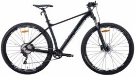 """Велосипед горный Leon TN-60 2020 - 29"""", рама - 17"""", Черный (OPS-LN-29-086)"""