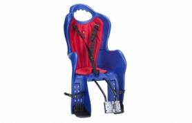 Кресло велосипедное детское на раму Elibas T HTP design (CHR-004-1), синее