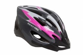 Шлем велосипедный HEL128 (HEAD-003), М (54-57см)
