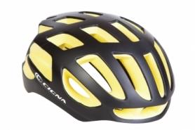 Шлем велосипедный СIGNA TT-4 (HEAD-021) - черно-желтый, L (58-61см)
